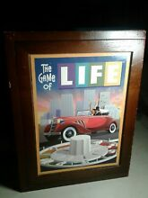 The game of life collection wood