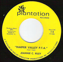 Jeannie c riley valley p t a 7 45