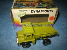 Dynamights p 310 dump truck boxed