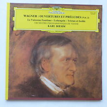 Wagner ouvertures et preludes vol 2
