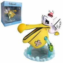 Pelican t yellow medium figure by