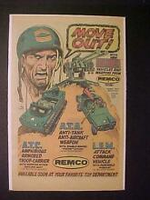 Old sgt rock army men soldier
