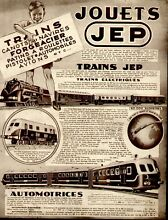 Catalogo 1938 brochure trains