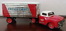 1950s toys japan friction truck