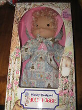 Beautiful holly hobbie doll boxed