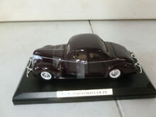 Fairfield mint ford coupe 1 24