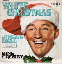 7inch crosby white christmas german