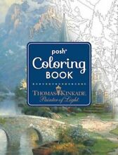New posh adult coloring book by