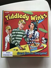 Tiddly winks game family game by