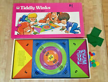Tiddly winks game whitman 1975