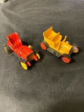 England toy cars early 1900 s 2