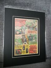 Matted ad 1966 ideal captain action
