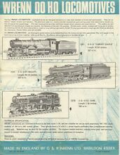 Catalogo 00 ho locomotives 1970s