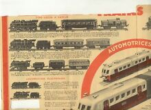 Catalogo 1935 36 trains forgeacier