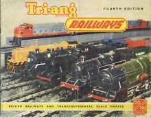 Catalogo triang 1958 4th edition oo