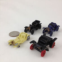 4 england diecast convertible toy