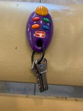 Toy automibile key fob