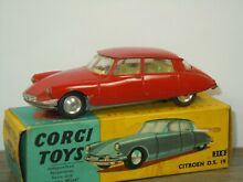 Citroen ds19 210s england in box