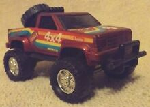 Toys 4x4 off road truck 4 1 2 long