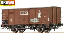 H0 49755 covered goods wagon g10