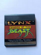 Shadow of the beast lynx low cost