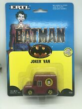 Dc batman movie joker van 1992 ertl