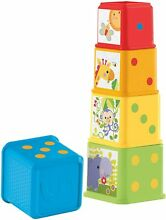 Fisher price stack and explore