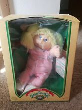 Mint unopened 1984 cabbage patch