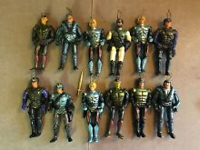Sectaurs 12 figure lot some w web