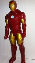 Avengers iron man red silver 30 cm