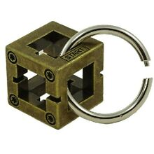 Hanayama cast metal puzzle box