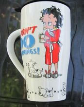 Betty boop i don t do mornings