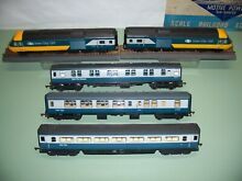 Ho oo scale 5 car inter city 125