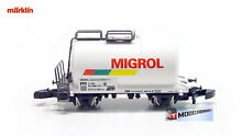 Marklin 8612 tank car migrol z