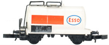 Marklin 8612 tank car esso z scale