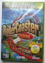Roller coaster tycoon xbox nuovo