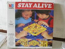 Stay alive spare game pieces choose