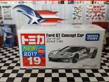 Tomica 19 ford gt concept car 1 64