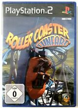 Roller coaster ps2 play station 2