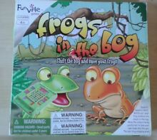 Frogs in the bog great kids stay