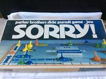 Sorry 1972 edition