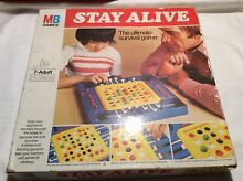 Stay alive mb games marble board