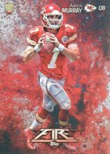 2014 topps fire football 121 aaron