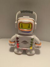 Playskool alphie robot 2009 talking