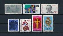 Germany 1154 1202 mnh single issues