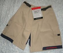 New ladies beige lightweight cargo