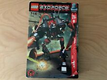 Lego 7702 exo force thunder fury