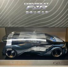 Gmp chevy fnr concept car 1 18