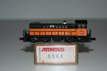 N scale arnold 5064 milwaukee road