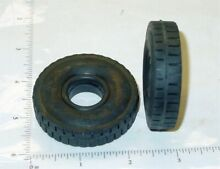Pair ohlsson rice replacement rear